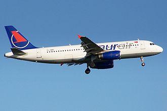 Onur Air - Onur Air Airbus A320-200