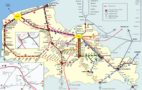 carte ter hauts de france TER Nord Pas de Calais — Wikipédia