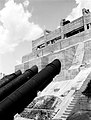 "THE ""RUTENBERG"" HYDROELECTRIC POWER STATION IN NAHARAYIM. תחנת הכח ההידרואלקטרית ע""ש רוטנברג בנהריים.D420-088.jpg"