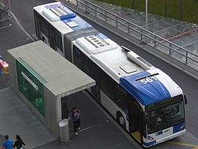 image illustrative de l'article Réseau de bus des TL