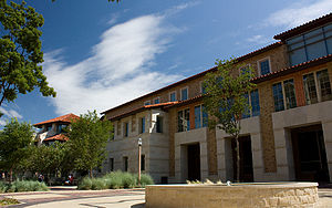 Student center - Student Activity Center on the campus of Texas Tech University