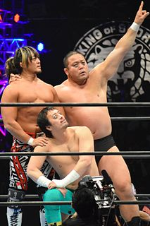 Taguchi Japan Professional wrestling stable