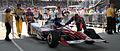 Takuma Sato car - 2015 Indianapolis 500 - Stierch.jpg