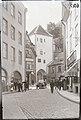 Tallinn, Pikk tänav, vaade Pika jala väravatorni suunas, AM N06017.jpg