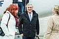Tallinn Digital Summit. Airport arrivals HoSG Antonio Tajani (36704414423).jpg