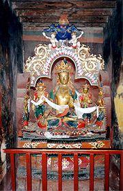 Tara, Gyantse Kumbum