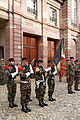 Task force Lafayette prise d'armes Strasbourg 31 janvier 2013 09.JPG