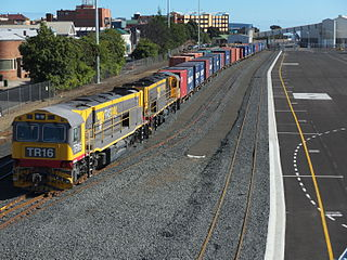 Rail transport in Tasmania