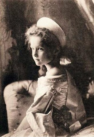 Grand Duchess Tatiana Nikolaevna of Russia - Grand Duchess Tatiana in 1904