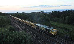 Taunton - Freightliner 66603 (66619) with HOBC.JPG