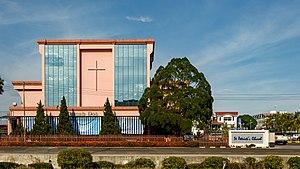 Tawau District - Image: Tawau Sabah St Patricks Anglican Church 01