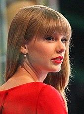red taylor swift album wikipedia