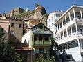 Tbilisi Old Houses near Baths - panoramio.jpg