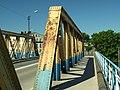 Tczew, 1 maja, most přes trať II.JPG