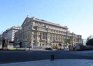 Teatro Colón, Buenos Aires