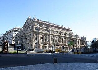 Teatro Col%C3%B3n, Buenos Aires