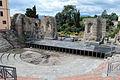 Teatro Romano Vista del palcoscenico.jpg