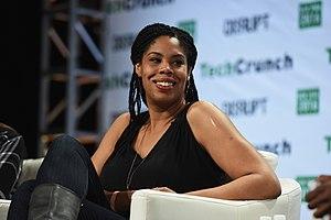 African-American women in computer science - Erica Baker, director of engineering at Kickstarter