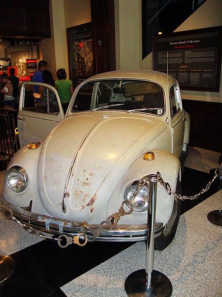 File:Ted Bundy volkswagen.JPG