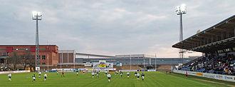 FC Haka - Tehtaan kenttä
