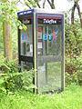 Telephone Box, Cwm Cewydd - geograph.org.uk - 449318.jpg