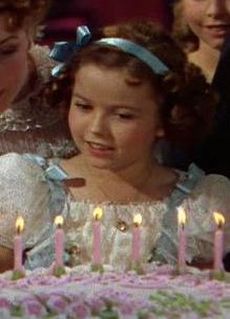 A Little Princess - Shirley Temple as Sara in The Little Princess (1939)