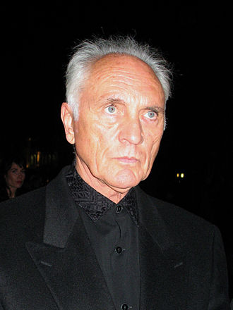 Terence Stamp - Stamp at the Valkyrie premiere in Berlin, 2009