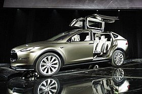 Tesla Model X - Why share Analysts Keep Chasing Tesla Higher