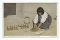 Tesuque Woman Making Rain Gods, Pueblo Tesuque, New Mexico (NYPL b12647398-75830).tiff