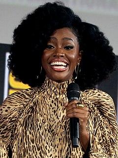 Teyonah Parris American actress
