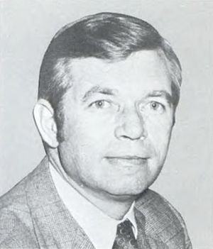 Thad Cochran - Cochran during his time in the House of Representatives