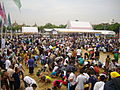 Thai Royal Ploughing Ceremony 2009 - rice finding 7.jpg
