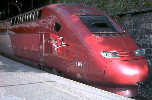 500px Thalys Bike / Europe   Belgium