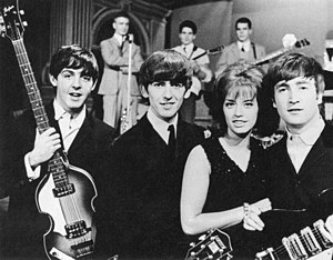Lill-Babs - Lill-Babs and The Beatles, 1963.