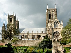 Image illustrative de l'article Cathédrale de Lincoln
