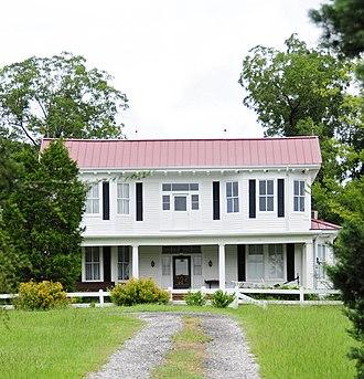 The Cedars (Beech Island, South Carolina) - Image: The Cedars