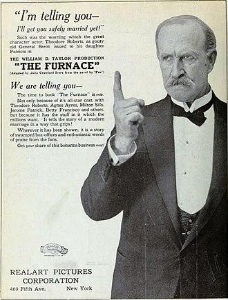 The Furnace (film) - Advertisement