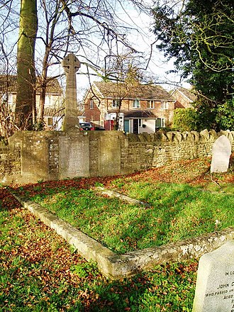 Alexander Cobbe - The Grave of General Sir Alexander Cobbe VC in Sharnbrook