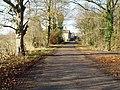The Lane to Towthorpe Grange - geograph.org.uk - 632126.jpg