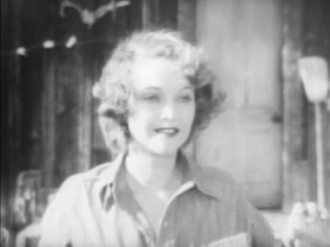 Sheila Terry (actress) - Terry in The Lawless Frontier, 1934