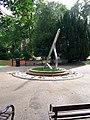The Millennium Fountain, River Walk, Enfield.jpg