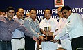 The Minister of State (Independent Charge) for Consumer Affairs, Food and Public Distribution, Professor K.V. Thomas presenting the Efficiency Award (1).jpg