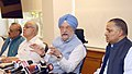 The Minister of State for Housing and Urban Affairs (IC), Shri Hardeep Singh Puri addressing a press conference, in New Delhi.jpg