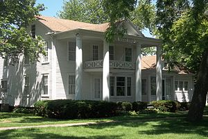 Benton Harbor, Michigan - The Morton House in Benton Harbor