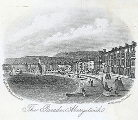 The Parade, Aberystwith