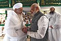 The Prime Minister, Shri Narendra Modi attending Ashara Mubaraka – Commemoration of the Martyrdom of Imam Husain (SA), organised by the Dawoodi Bohra community, at Saifee Masjid, in Indore, Madhya Pradesh.JPG