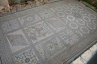 The Punishment of Dirce mosaic, Colonia Pietas Iulia Pola Pollentia Herculanea, Histria (10418127396).jpg