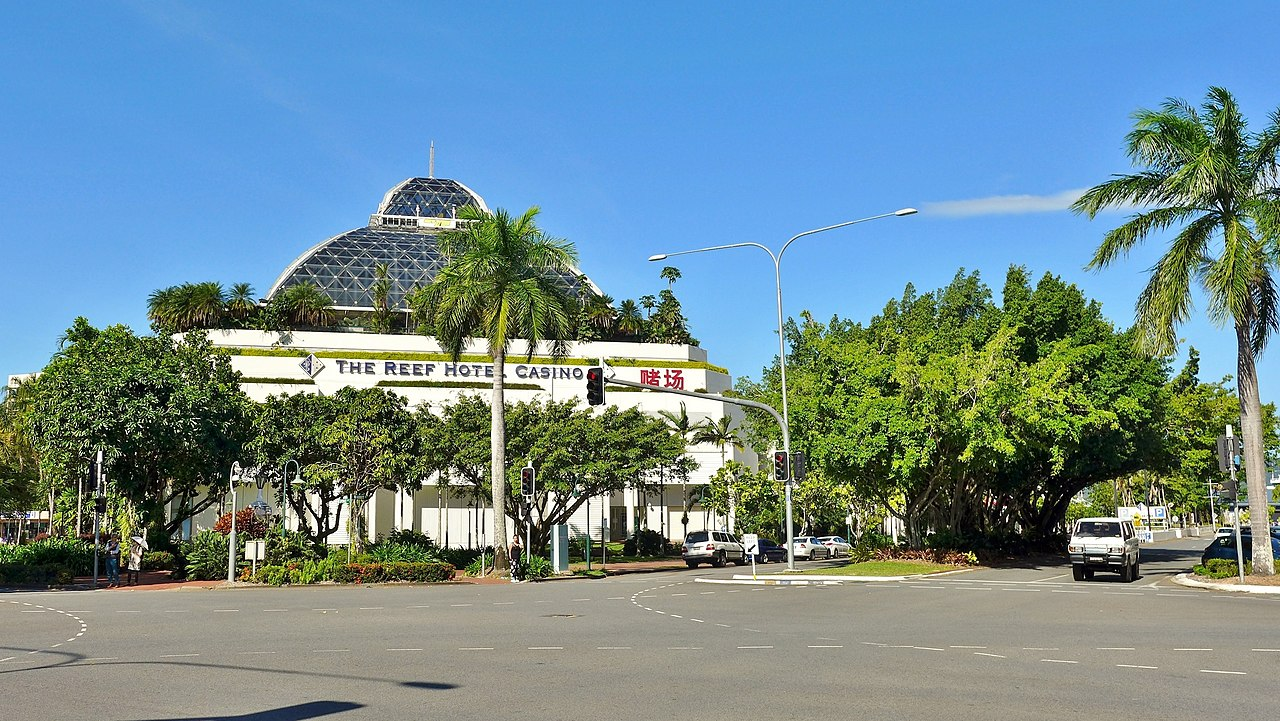 Reef Casino Hotel