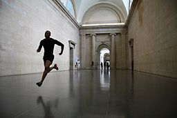 http://upload.wikimedia.org/wikipedia/commons/thumb/3/3a/The_Runner.jpg/256px-The_Runner.jpg