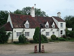 The Swan public house, Old Weston - geograph.org.uk - 467558.jpg